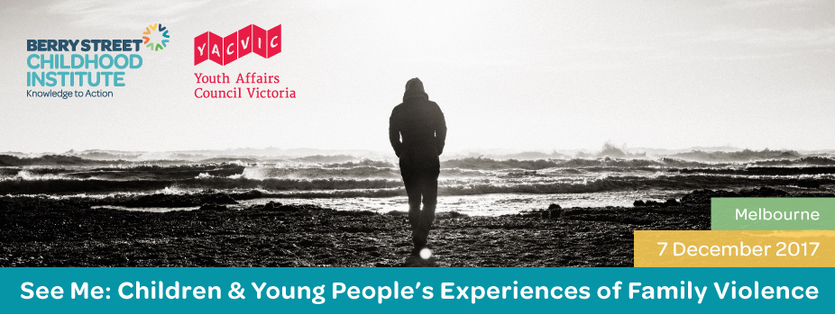 See Me: Children & Young People's Experiences of Family Violence