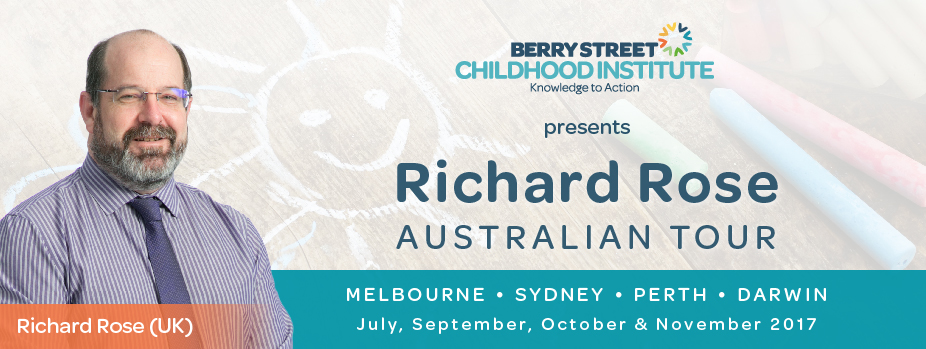 Richard Rose - Australian Tour 2017