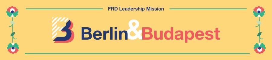 2018 FRD Leadership Mission