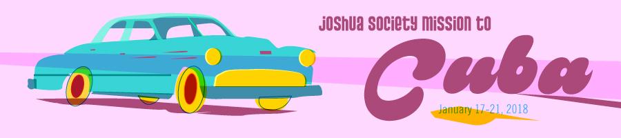 Joshua Society Mission to Cuba