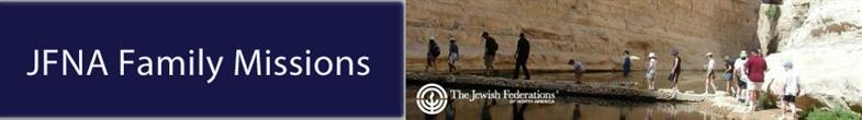 JFNA Family Missions