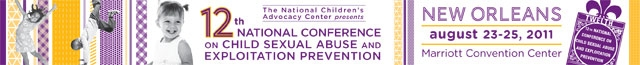 12th National Conference on Child Sexual Abuse and Exploitation Prevention