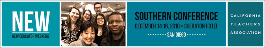 2018 CTA New Educator Weekend South