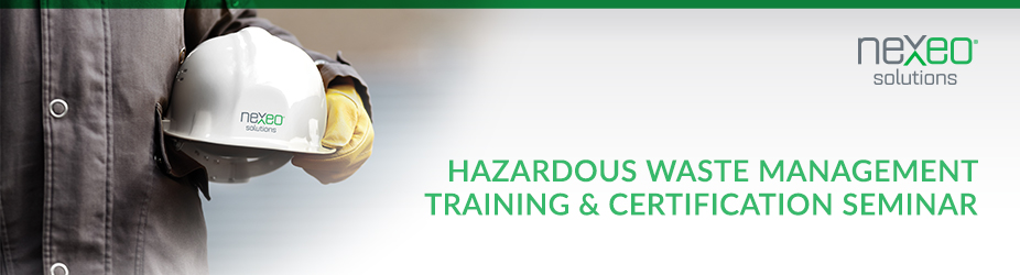 Nexeo_Hazardous&WasteManagement_2016-v2