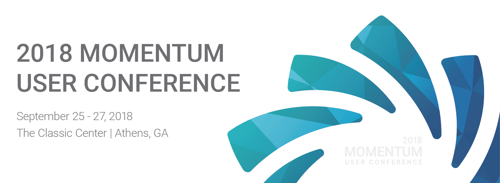 2018 Momentum User Conference