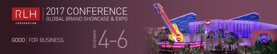 RLH Corporation Conference Global Brand Showcase & Expo