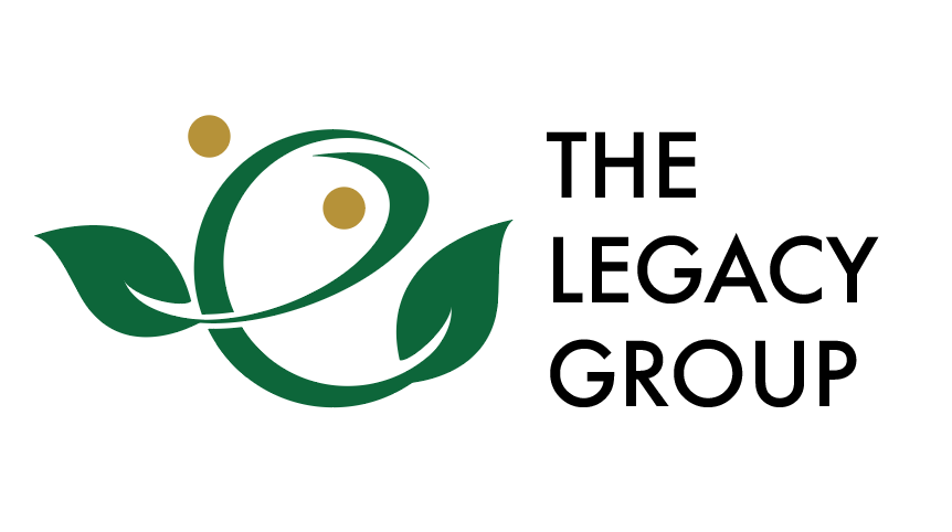 The Legacy Group 2018 logo