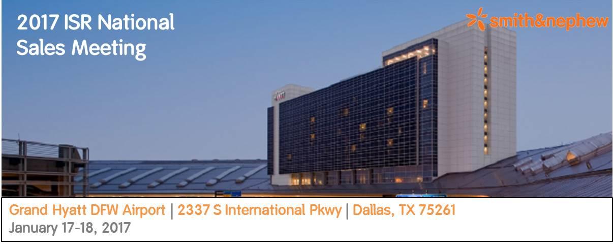 2017 Versajet ISR National Sales Meeting