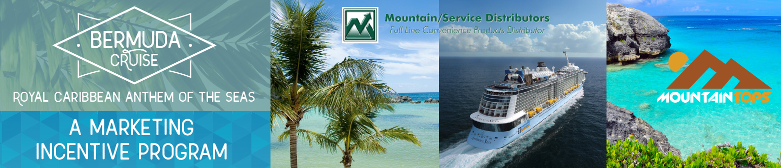 Mountain/Service Distributors' Mountain Tops 2017 Marketing Incentive Program