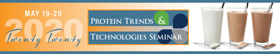2020 Protein Trends & Technologies Seminar