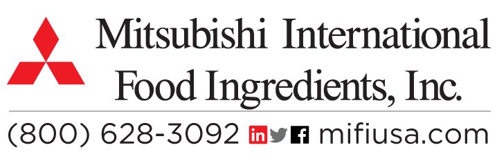 Mitsubishi International Food Ingredients, Inc. for the 2019 Protein Trends & Technologies Seminar