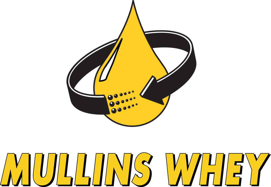 Mullins Whey logo for the 2019 Protein Trends & Technologies Seminar