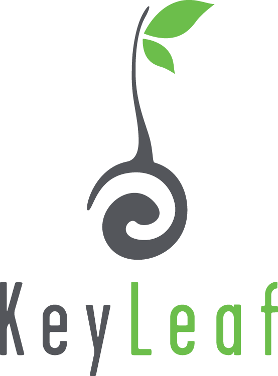 Keyleaf logo for the 2019 Protein Trends & Technologies Seminar