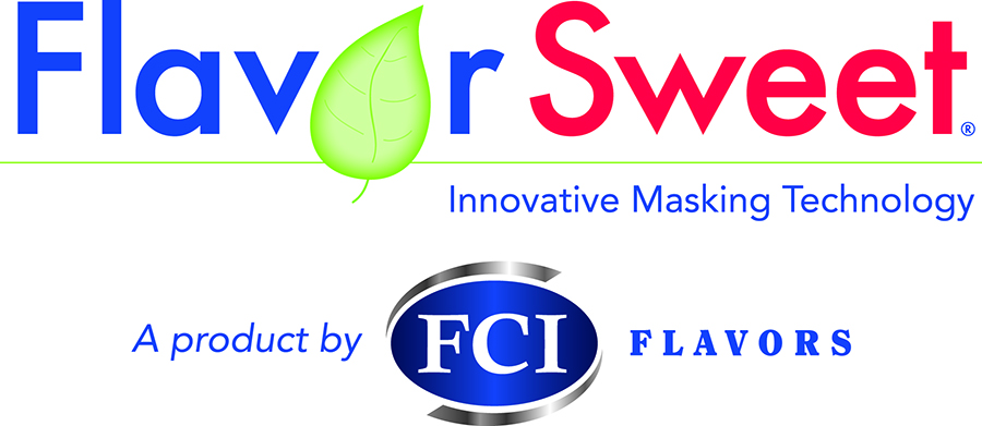 FlavorSweet logo for the 2019 Protein Trends & Technologies Seminar