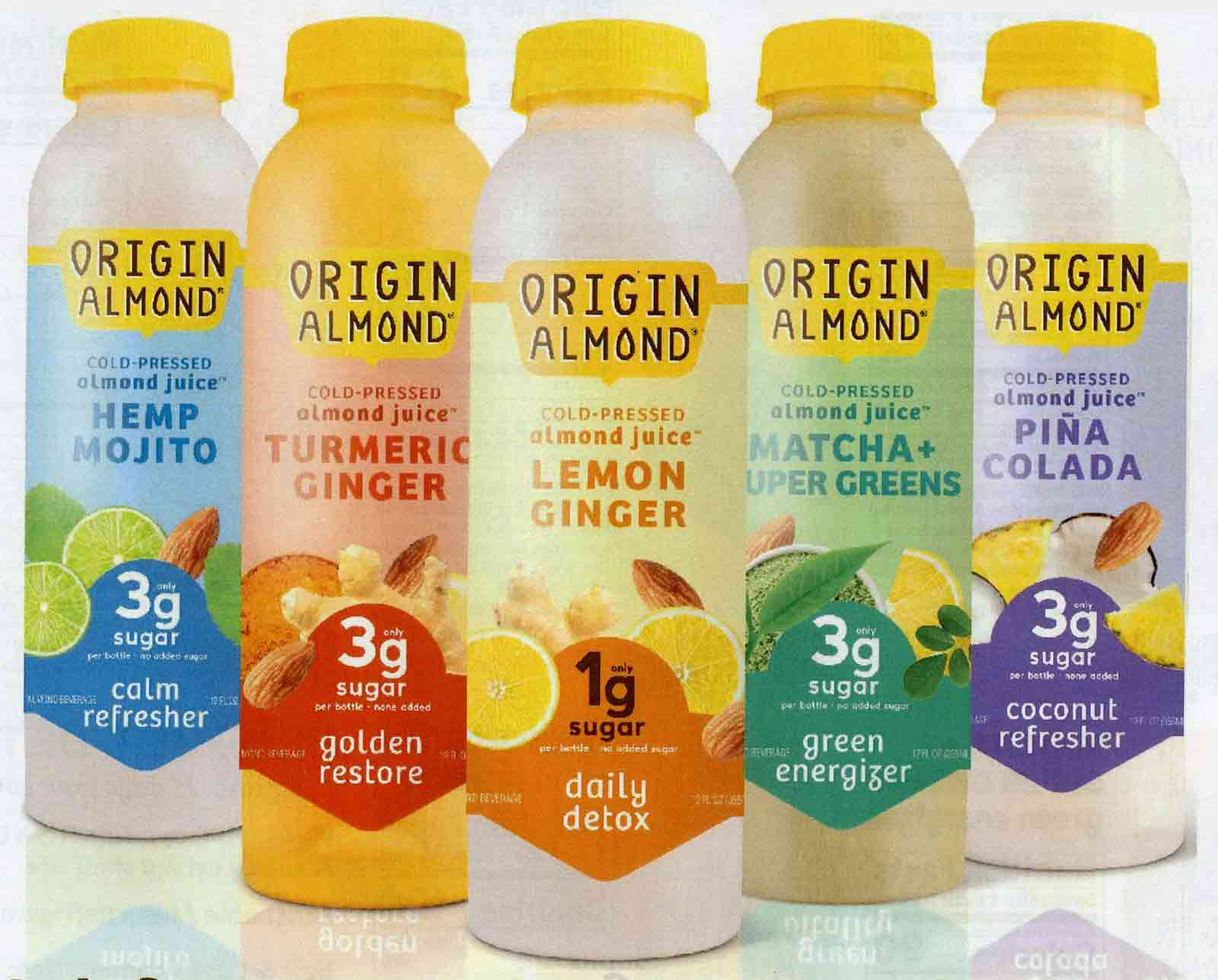ALMOND JUICE 2020 PROTEIN PRODUCTS