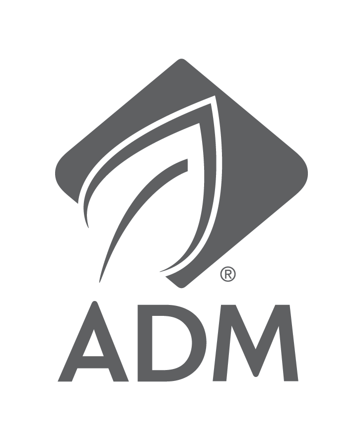 ADM logo for the 2019 Protein Trends & Technologies Seminar