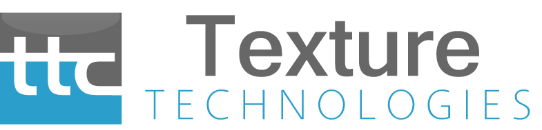 Texture Technologies logo for the 2019 Protein Trends & Technologies Seminar