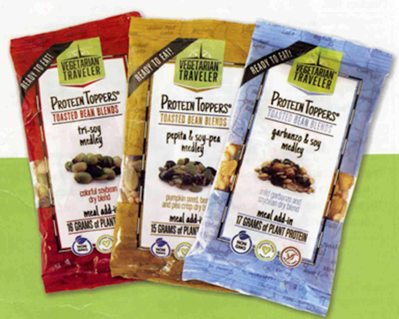 PROTEIN TOPPERS 2020 PROTEIN PRODUCTS