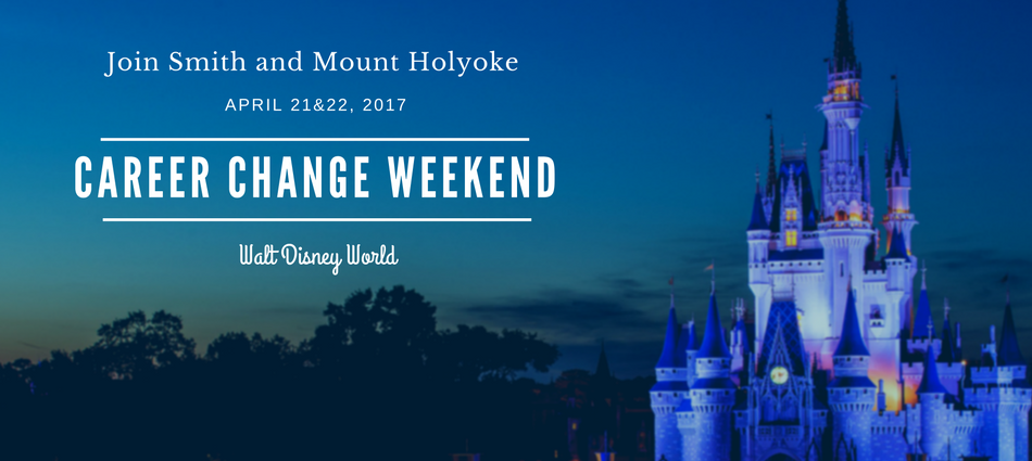 Career Change Weekend in Disney