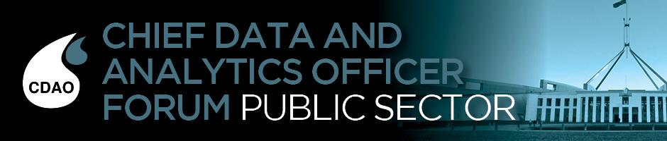 Chief Data & Analytics Officer Forum, Public Sector