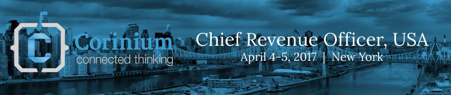 Chief Revenue Officer USA 2017