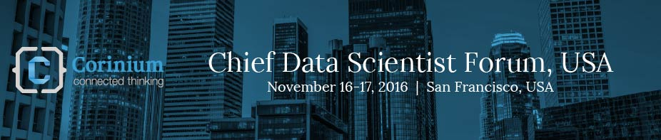 Chief Data Scientist, USA 2016
