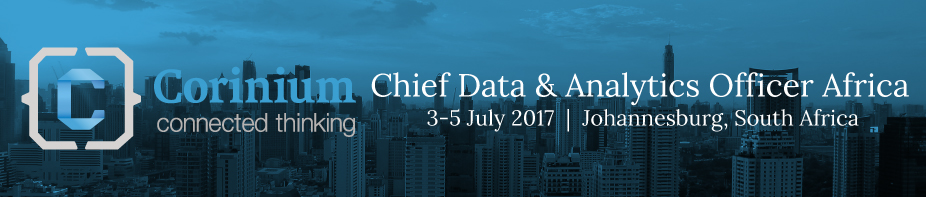 Chief Data & Analytics Officer Africa 2017