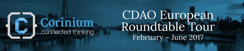 CDAO Roundtables
