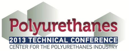 2013 Polyurethanes Logo