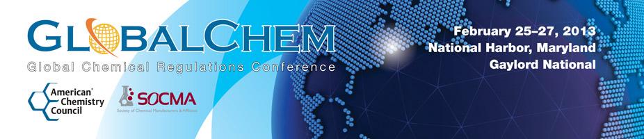 2013 GlobalChem Baner