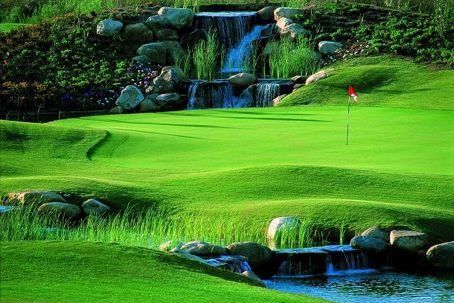 San Diego Golf Course Image