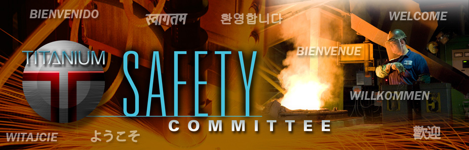 ITA Powder Safety Committee Meeting