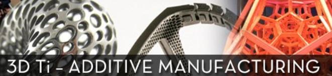 3D Additive Mfg Banner