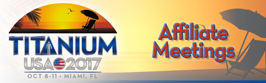Miami: TITANIUM USA 2017 Affiliate Meeting Rooms