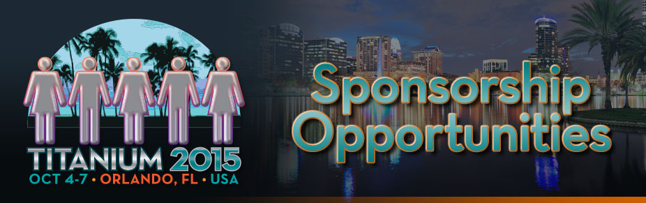 Orlando: TITANIUM USA 2015: Sponsorship Opportunities