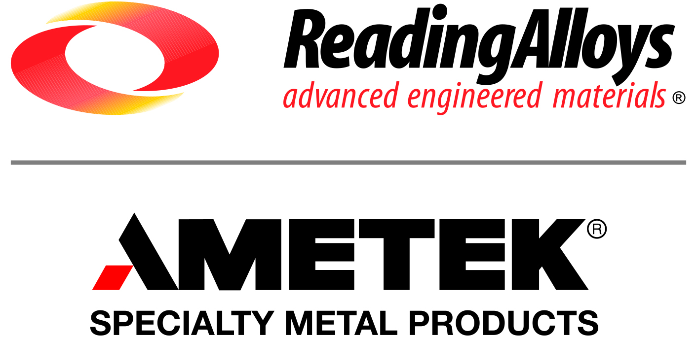Reading-AMETEK Stack logo