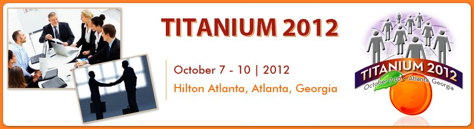 TITANIUM 2012 - Affiliate Meeting Room Space
