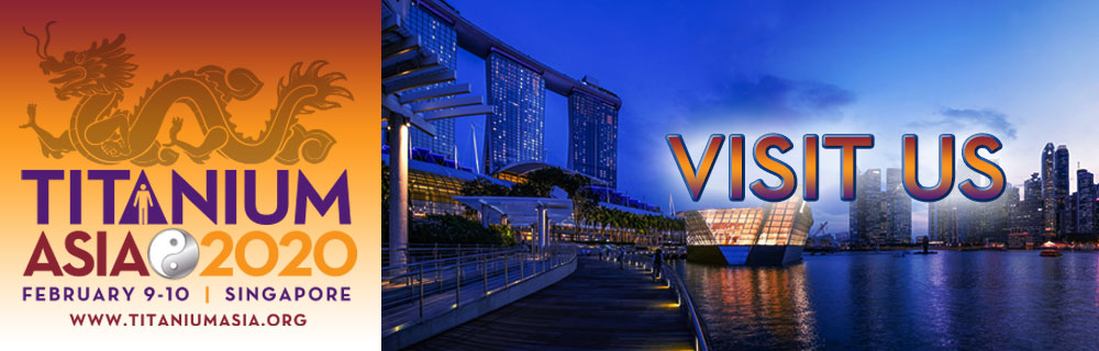 2020: Singapore - TITANIUM ASIA Delegate Registration