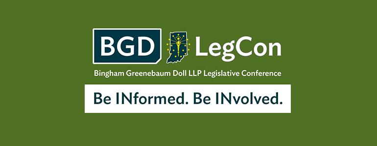 BGD Legislative Conference | 2016