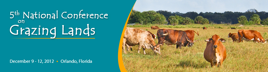 The 5th National Conference on Grazing Lands (5NGCL)