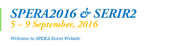 SPERA2016 & SERIR2