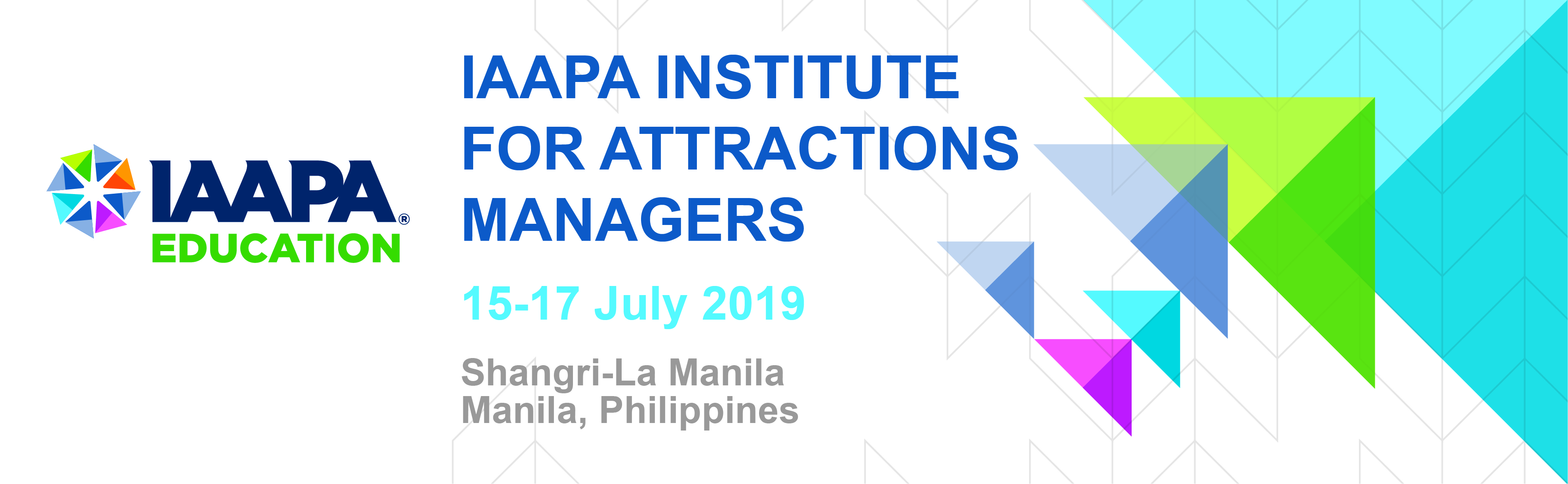 IAAPA Institute for Attractions Managers