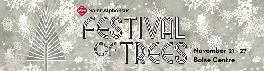 2017 Saint Alphonsus Festival of Trees