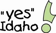 Yes Idaho Logo