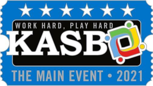 2021 SPRING KASBO Exhibitor Registration