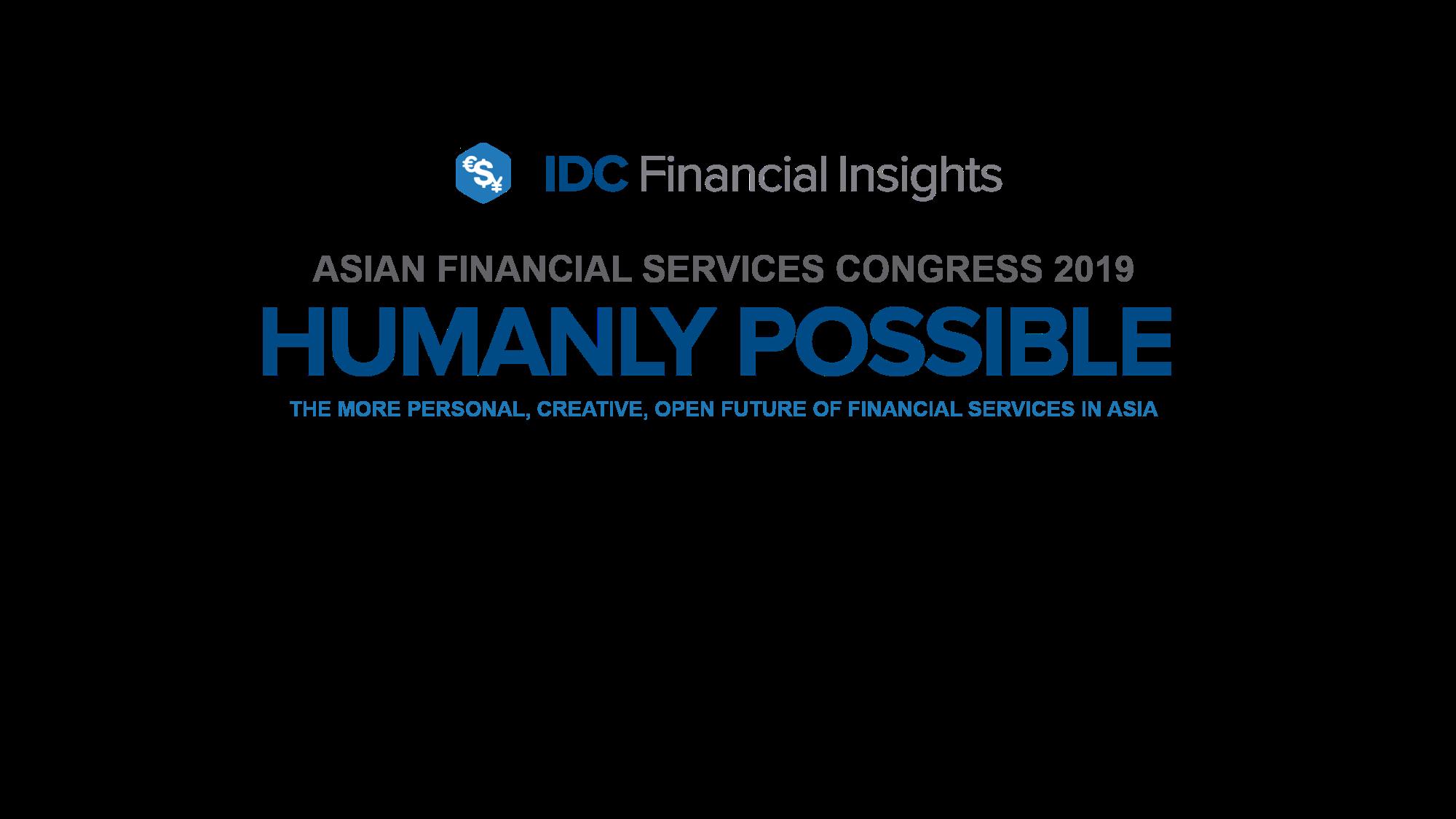 ASIAN FINANCIAL SERVICES CONGRESS 2019