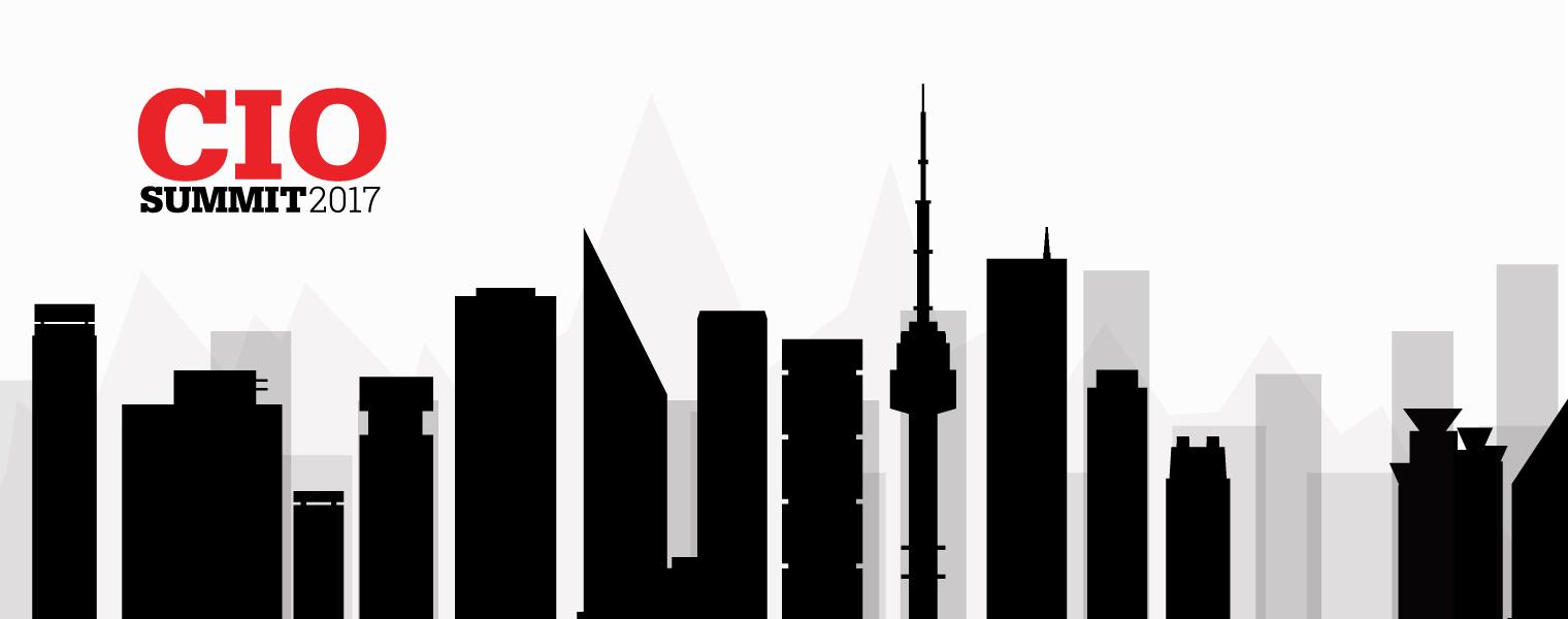 CIO Summit 2017 서울 컨퍼런스