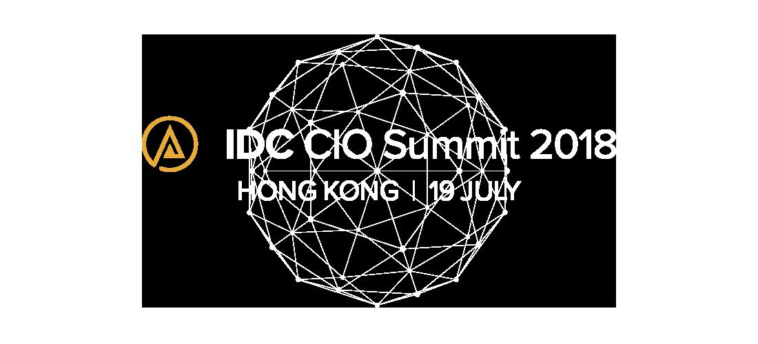 CIO SUMMIT 2018 | HONG KONG