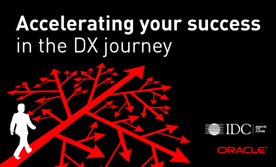 IDC & Oracle's DX Roundtable (Indonesia)
