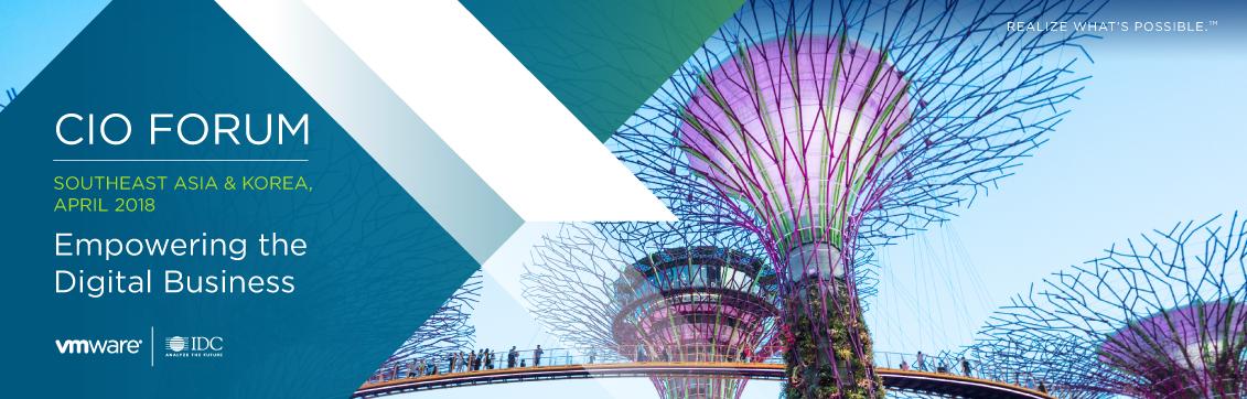 CIO Forum 2018 - SEAK